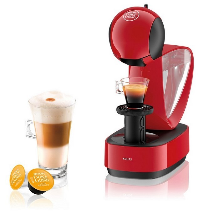 CAFETERA DOLCE GUSTO INFINISSIMA KP1705 (KRUPS)